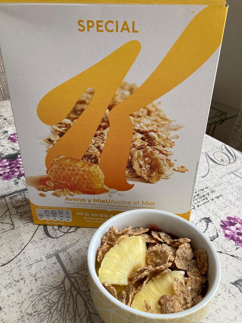 Desayuno Special K