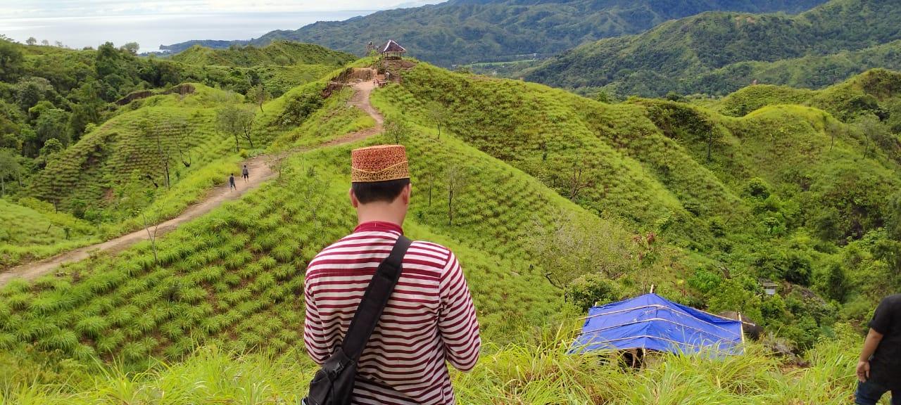 Keindahan Puncak Grapela, Destinasi Hits di Aceh Selatan