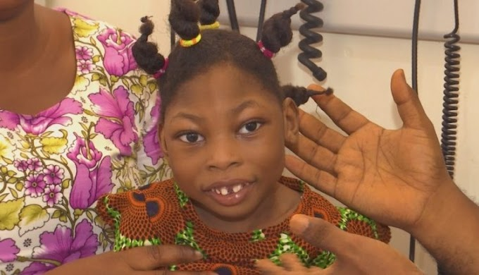 Girl, 4, abandoned due to Cerebral Palsy