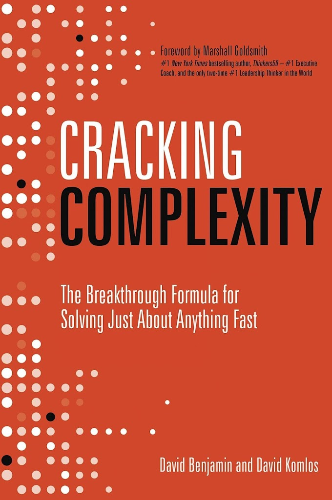 Cracking Complexity by David Komlos FREE Ebook Download