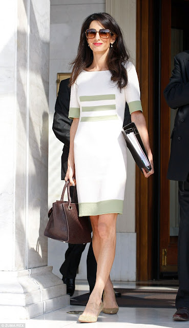 Amal-Clooney-In-Athens