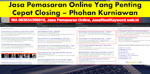 Jasa Pemasaran Online Internet Marketing Brutal Malang