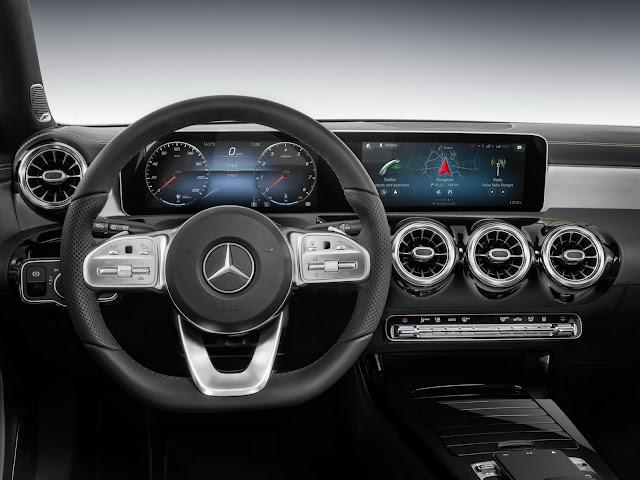 2018 Mercedes A Class