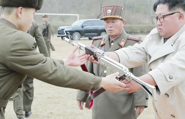 Kritik Korea Utara di Tengah Pandemi, Kim Jong Un Tembak Mati 5 Pejabat Kementerian Ekonomi
