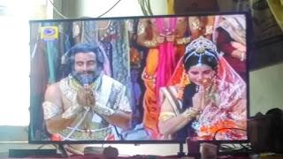 TV show ramayana retelecast