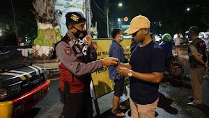 Satgas Covid-19 Kabupaten Batang  Gencar Sosialisasikan Pentingnya Prokes Sekaligus Membagikan Masker Ke Warga