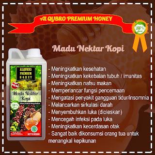 Jual Madu Al Qubro Premium kopi  Pusat Madu Al Qubro