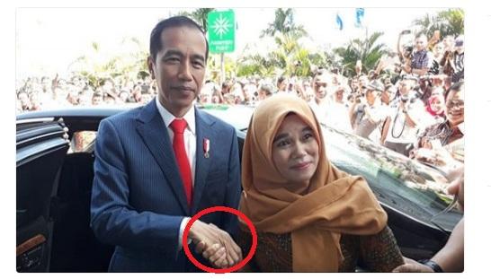 SAH !!! Joko Widodo meminta para  guru  fokus mengajar dan tak terjebak pada proses administrasi