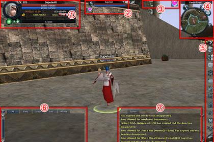 Sorien Rohan Cheat Untuk Game Rohan Online