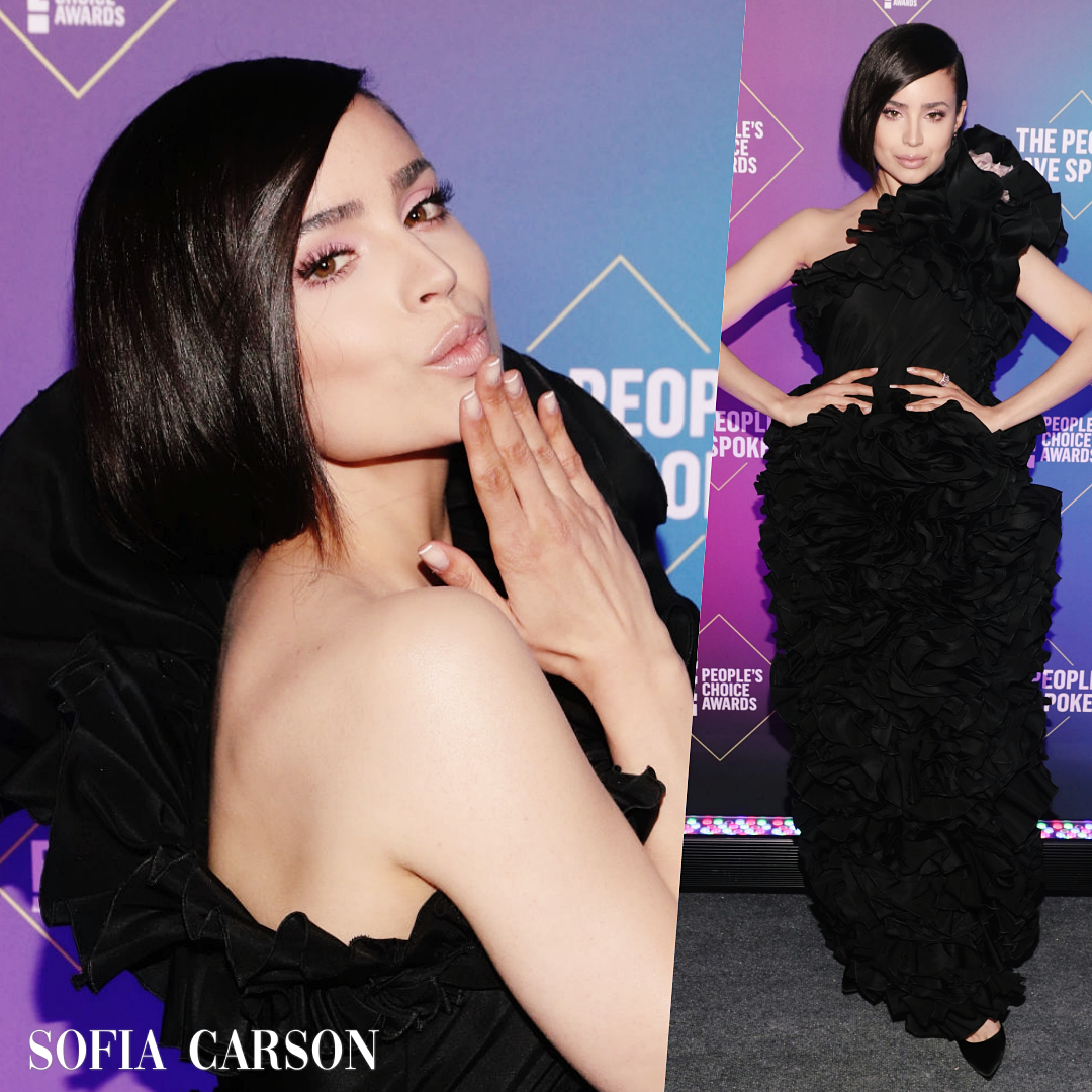 e! people choice awards Sofia Carson