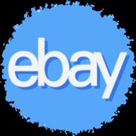 ebay social button