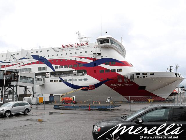 Turku Baltic Queen Tallink