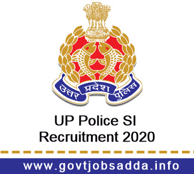 UP Police SI Recruitment 2020 | UP Police Upcoming Vacancy 2019-20