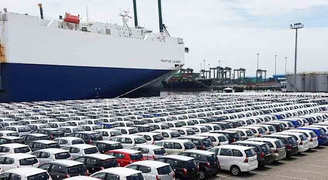 Ekspor mobil asal Indonesia bertahan di tengah ketidakpastian ekonomi global