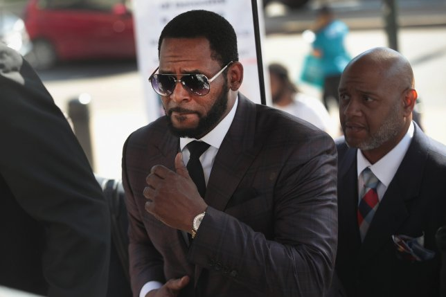 R. Kelly In New Child Pornography Case Again