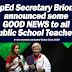 GOOD News for Teachers!
