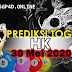 Prediksi Togel HK 30 Mei 2020