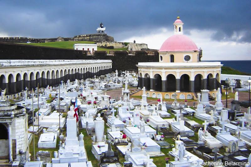 Cementerio Santa Maria Magdalena de Pazzis Romantic Getaway to Puerto Rico for Couples