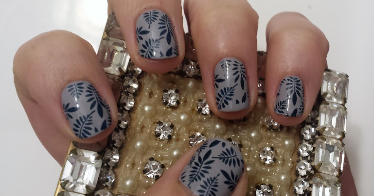 My First Time Nail Stamping