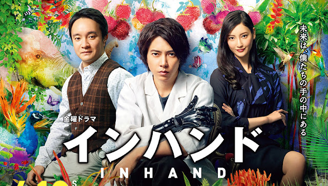 Download Dorama Jepang In Hand Batch Subtitle Indonesia