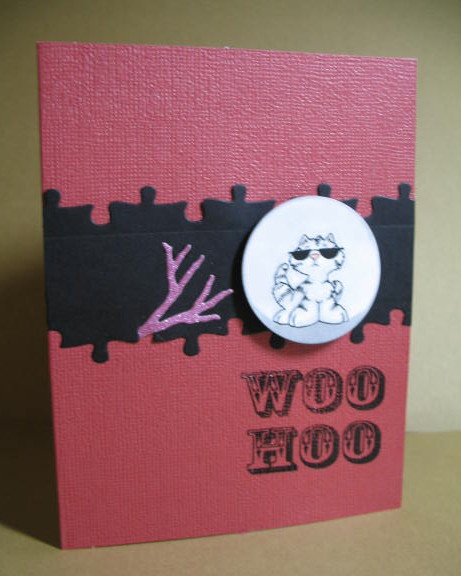 The Diva's that cut ....paper!: Thank you Eureka Stamps ...