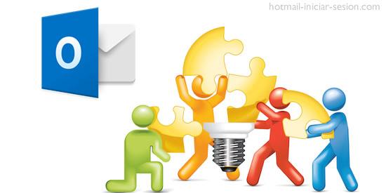 Ayudemos a mejorar Hotmail ¿Qué te gustaría que te ofreciera?