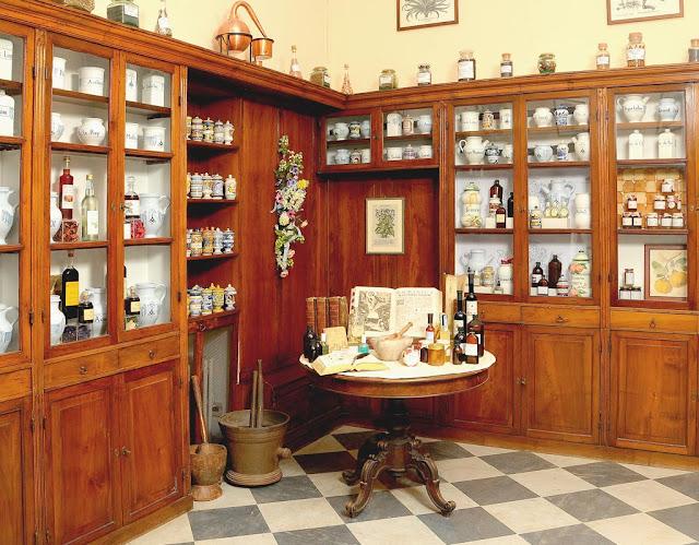 Antica Farmacia Sant'Anna Genova