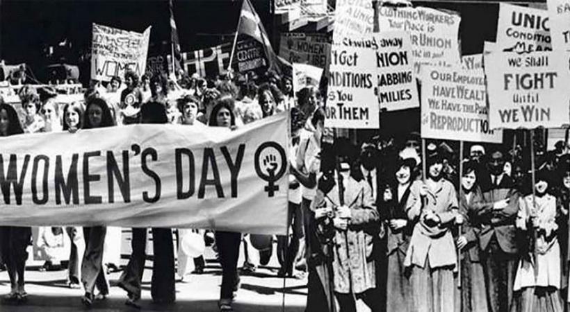 Πρόσκληση για τη διοργάνωση δράσεων ενόψει της Παγκόσμιας Ημέρας της Εργαζόμενης Γυναίκας
