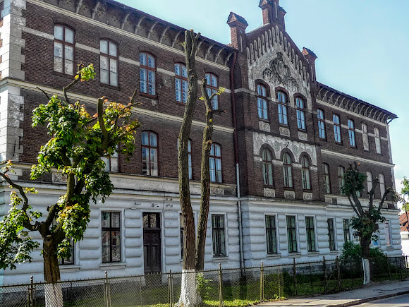 Дрогобыч. Школа № 3