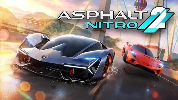 Asphalt Nitro 2 APK MOD PARA Android 1.0.9