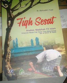 Buku Fiqh Sesat Toko Buku Aswaja Surabaya