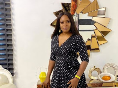 "Meet Vivien Ifeanyi Chukwuweike, the CEO of ""La'Viv Boutique,"" one of the fastest growing boutiques in Asaba and the South South region of Nigeria."