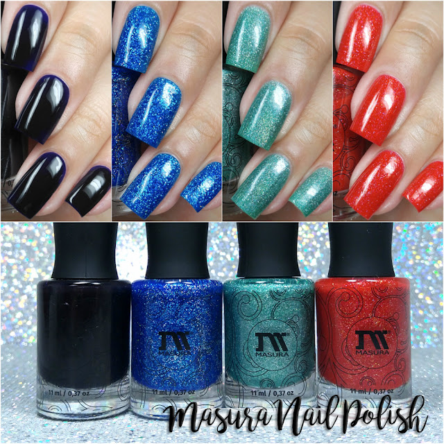 Masura Nail Polish | Swatches & Review