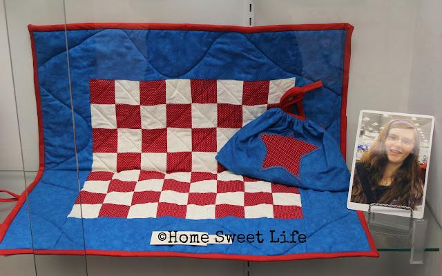 4-H, quilt design, quilt show