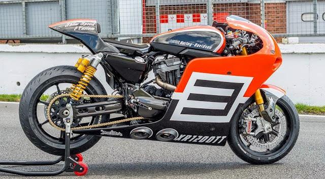 Harley Davidson XR1200TT