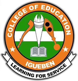 COE Igueben School Fees Schedule 2020/2021 | NCE Full-Time