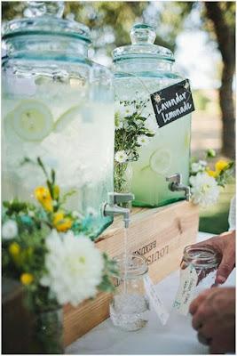 dispenser untuk pernikahan