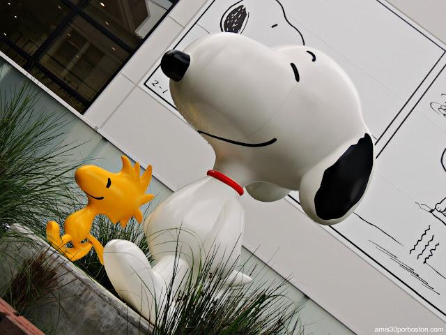 Antiguo Museo de Snoopy en Roppongi, Tokio