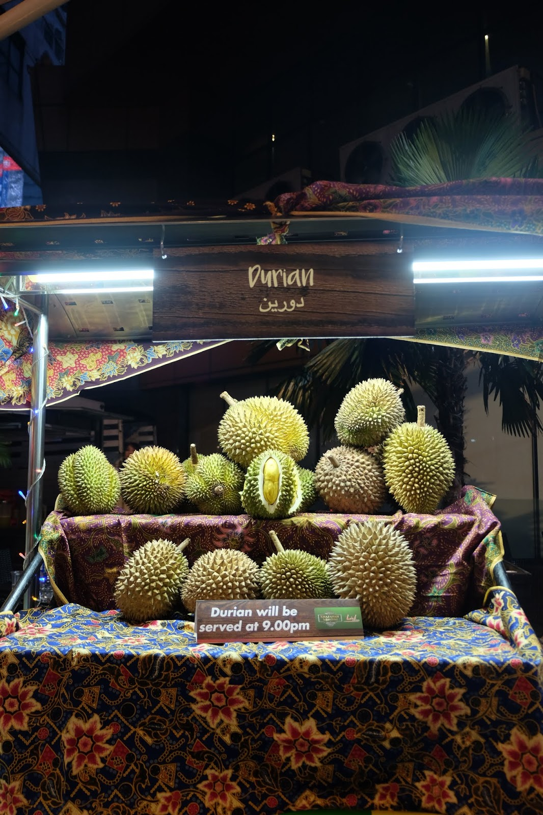 Khazanah Sajian Desa Buffet Dinner Pullman Kuala Lumpur Bangsar Curitan Aqalili
