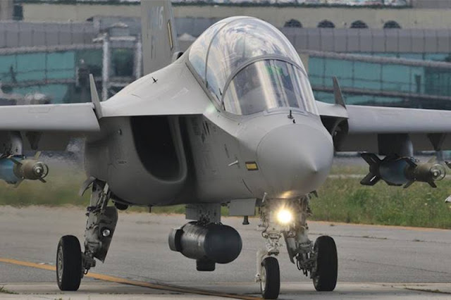 Air Force light combat aircraft