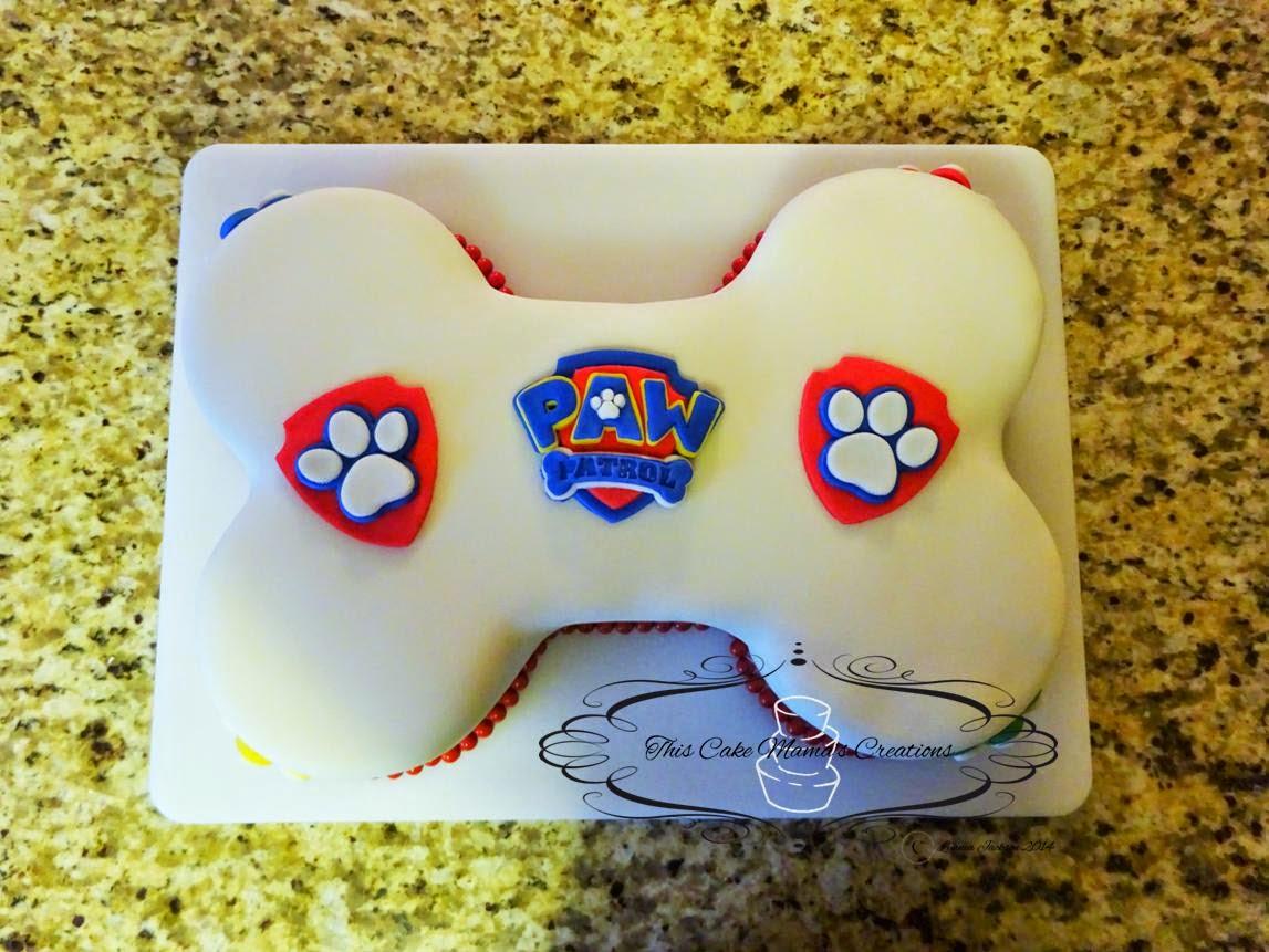 Dog Birthday Cake Maryland