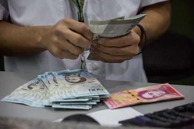 Prevén que la economía caerá 10% e inflación superará 1000% al cierre del año