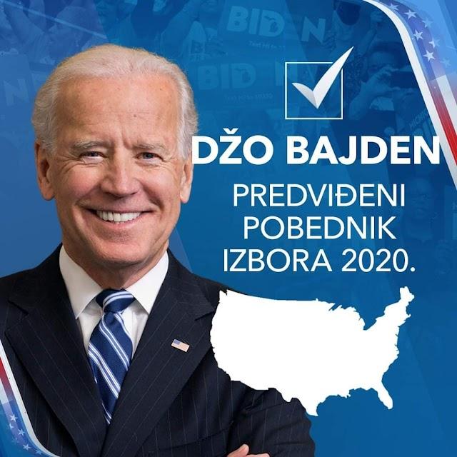 Bajden novi predsjednik SAD-a