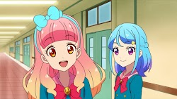 Aikatsu Friends! Episode 02 Subtitle Indonesia