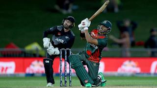 Cricket Highlightsz - New Zealand vs Bangladesh 2nd T20I 2021 Highlights