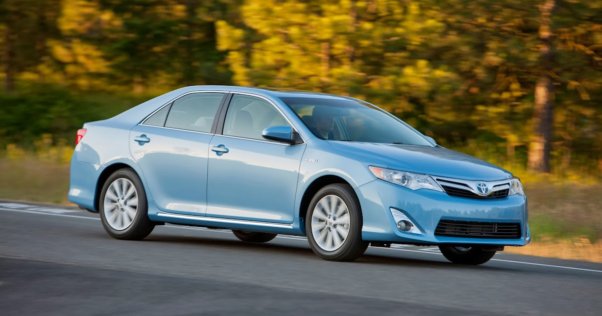 How To Almost Double Your Gas Mileage In a Toyota Camry ...