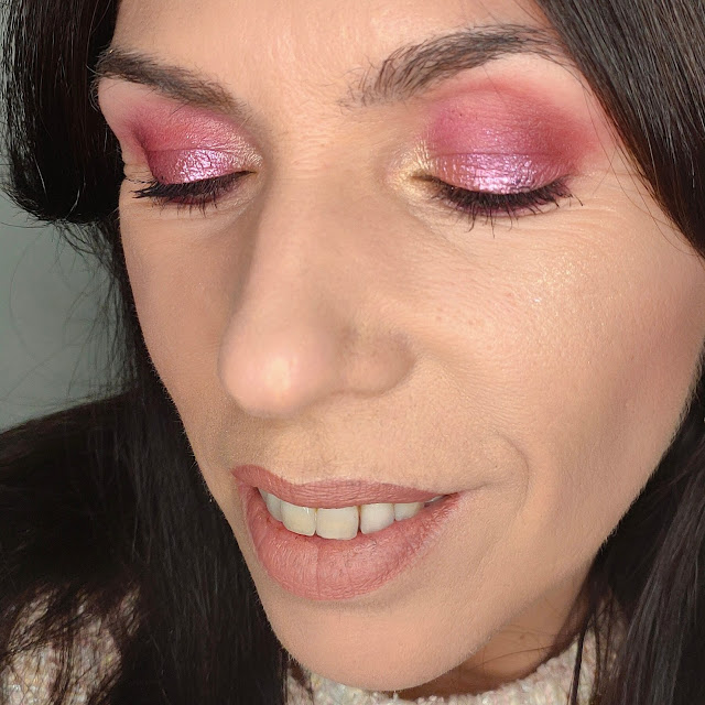 "Paleta ""The roaring 20's"" - Reckless de Rude Cosmetics 10"