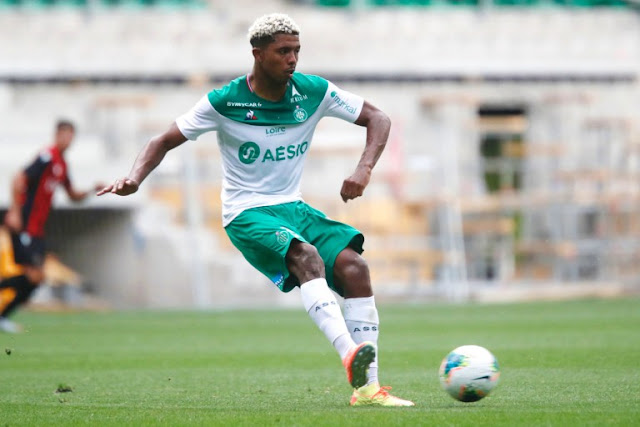FOOTBALL - ASSE Mercato: Wesley Fofana, a new offer from Leicester?