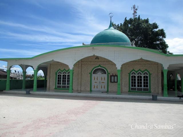 Masjid Raya Al-Hidayah Porsea