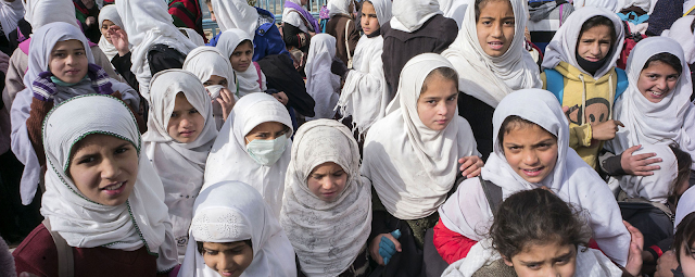 Afghanistan: Women will not be Victims of Peace